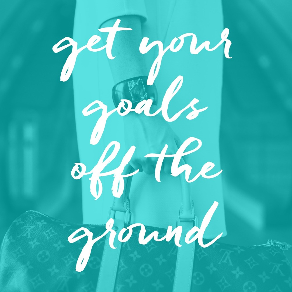 confused on how to get your goals off the ground? download my easy to use goal setting guide.