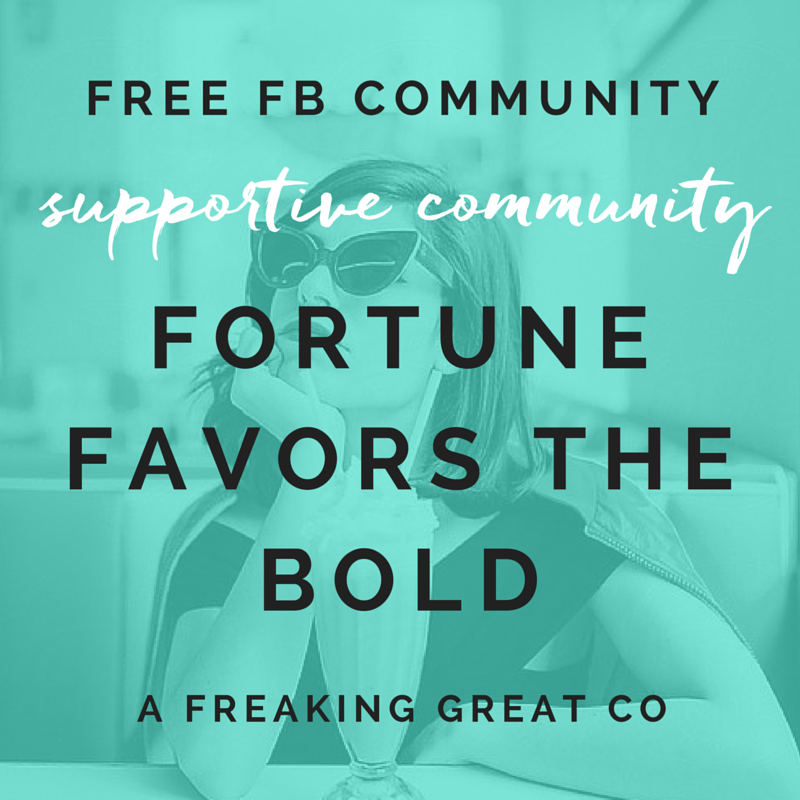 looking to meet like-minded passionate business owners who equally ambitious? request to join fortune favors the bold.