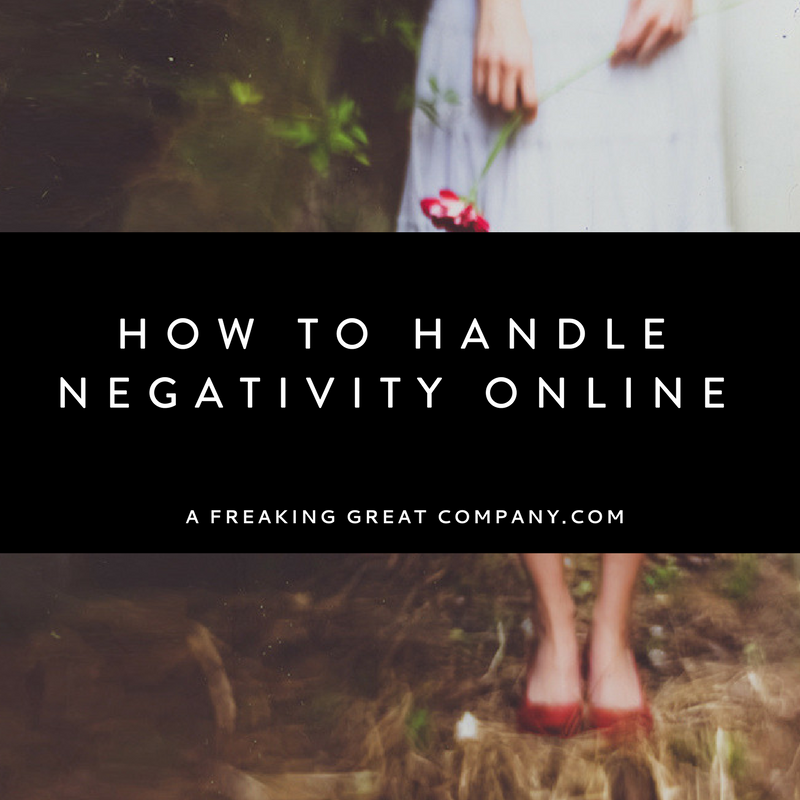 how-to-handle-negativity-online