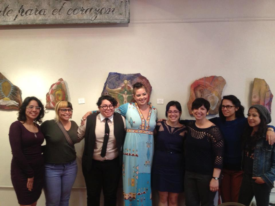 Artists Talk: Lady Works, Gallista Gallery, 2013.