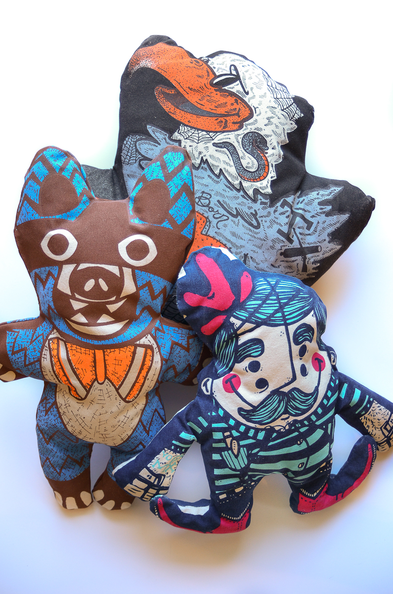 Chingolandia Toys: Fiesta Series, 2014.