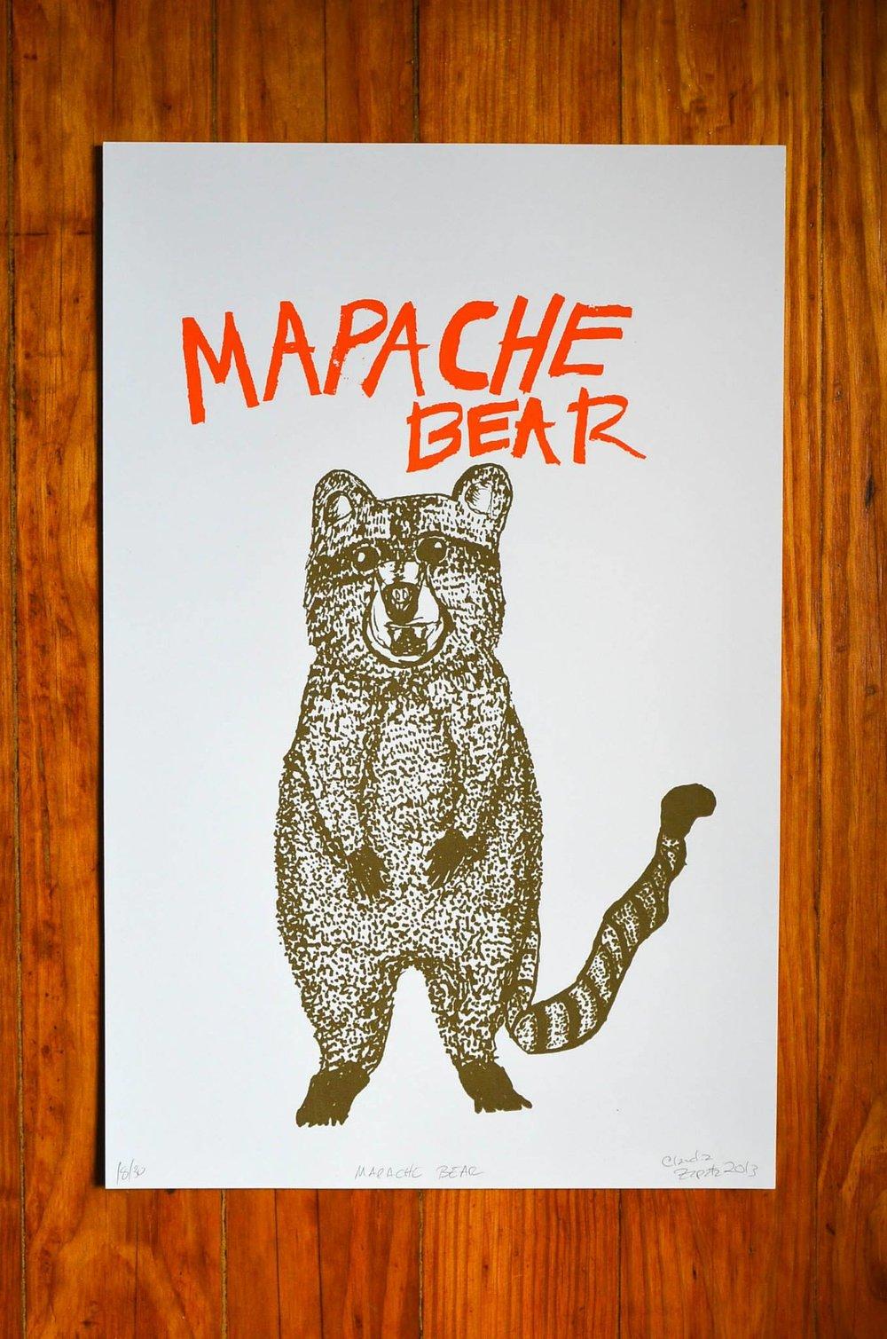 Mapache Bear, 2013