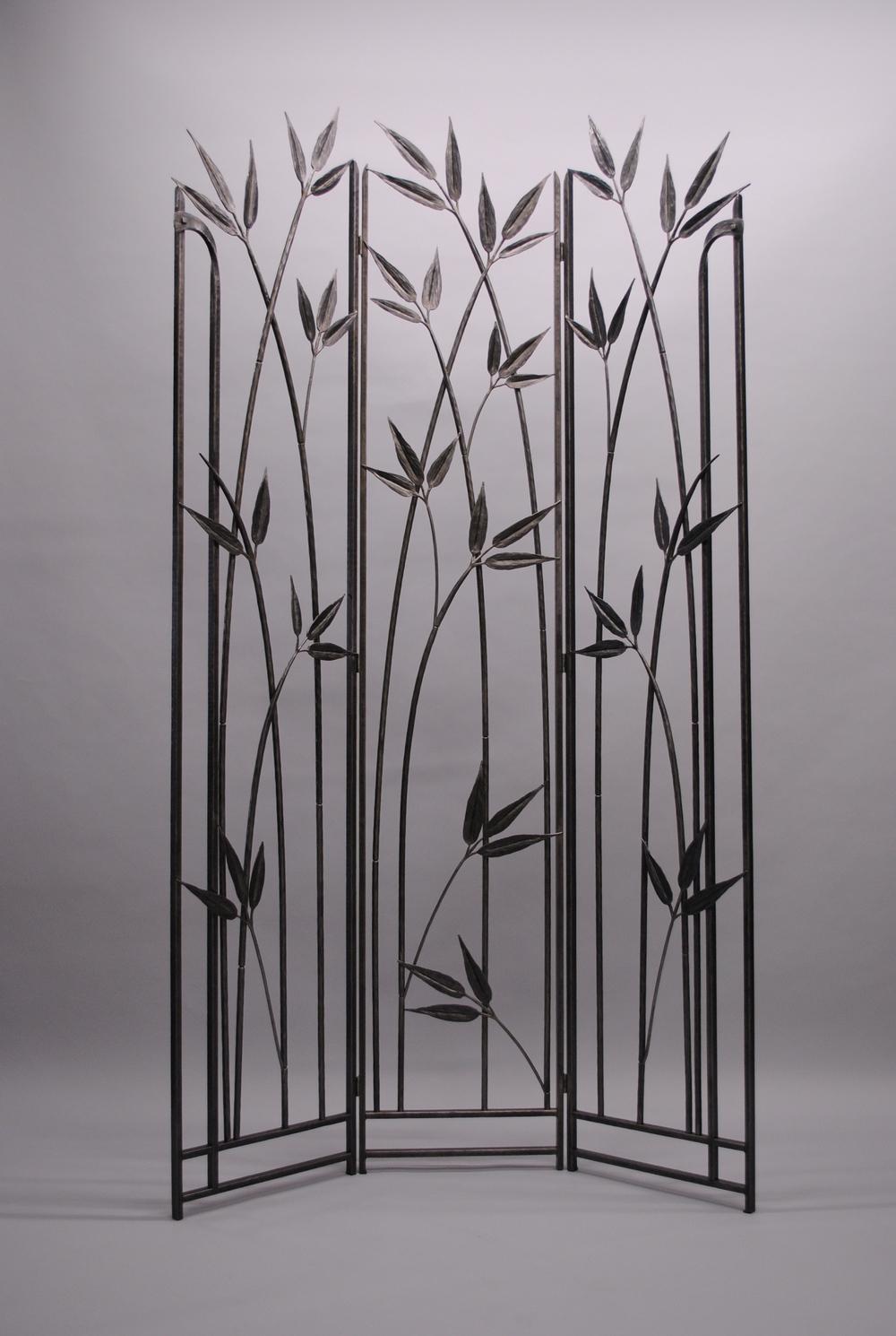Bamboo Room-Dividing Screen
