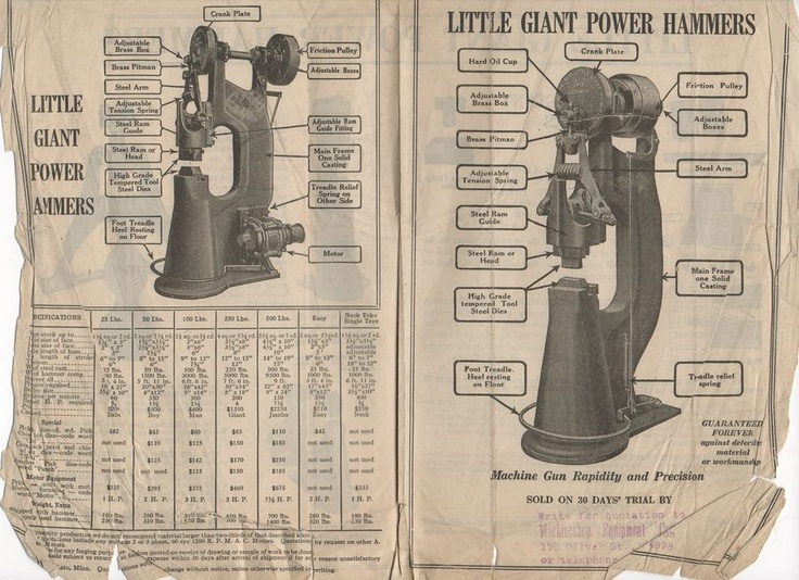Little Giant ad