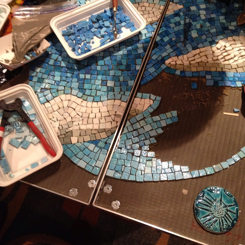 Mosaic Marathon progress.JPG