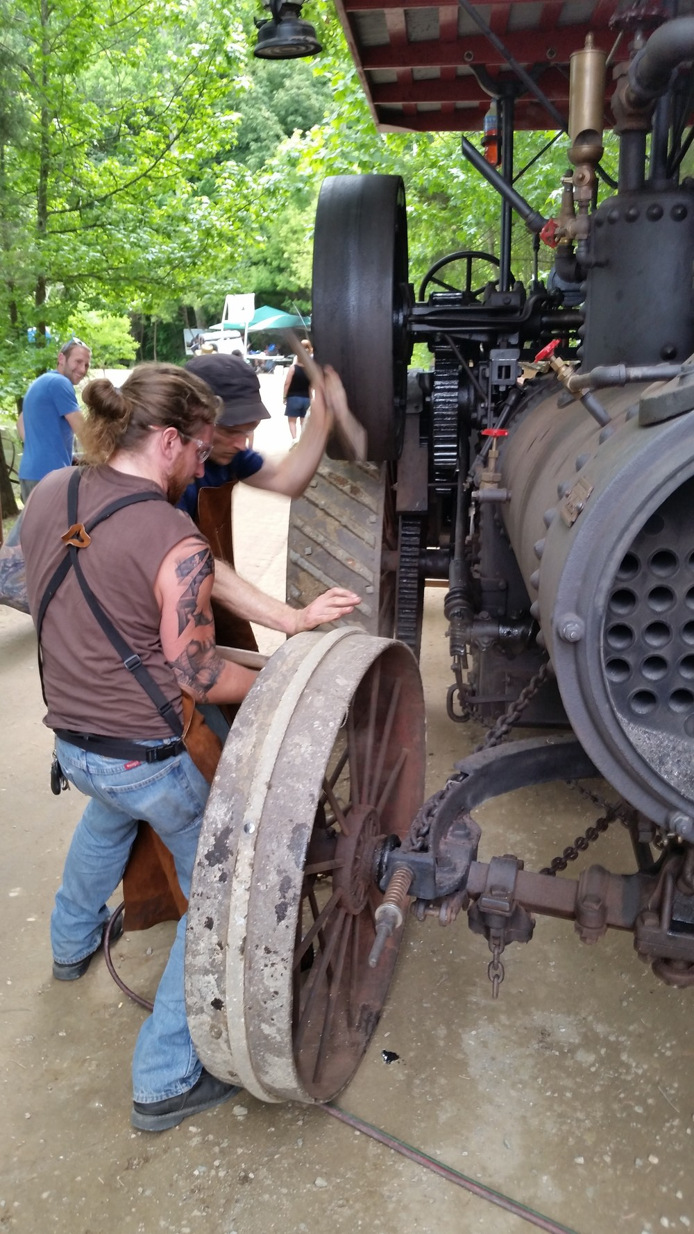 Steam tractor repair (3).jpg