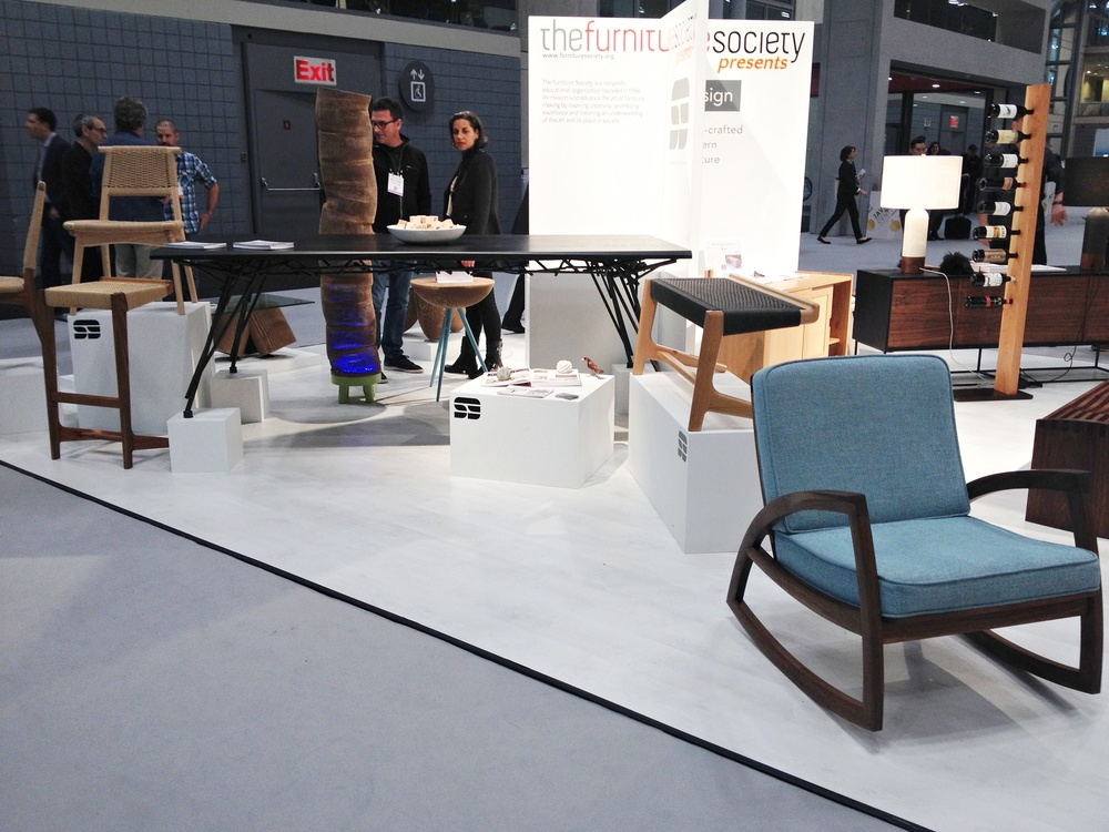 Furniture Society at ICFF 2016. jpg