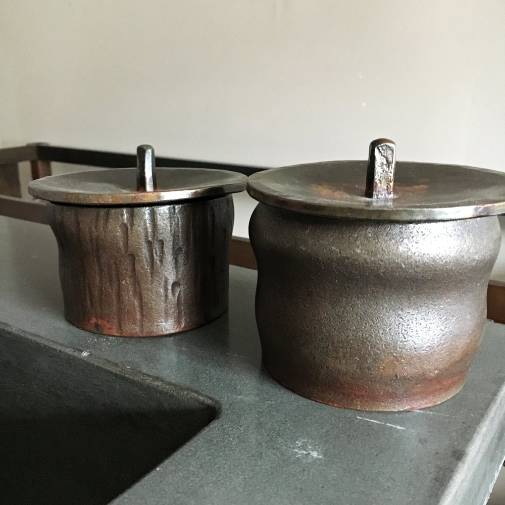 Forged steel vessels