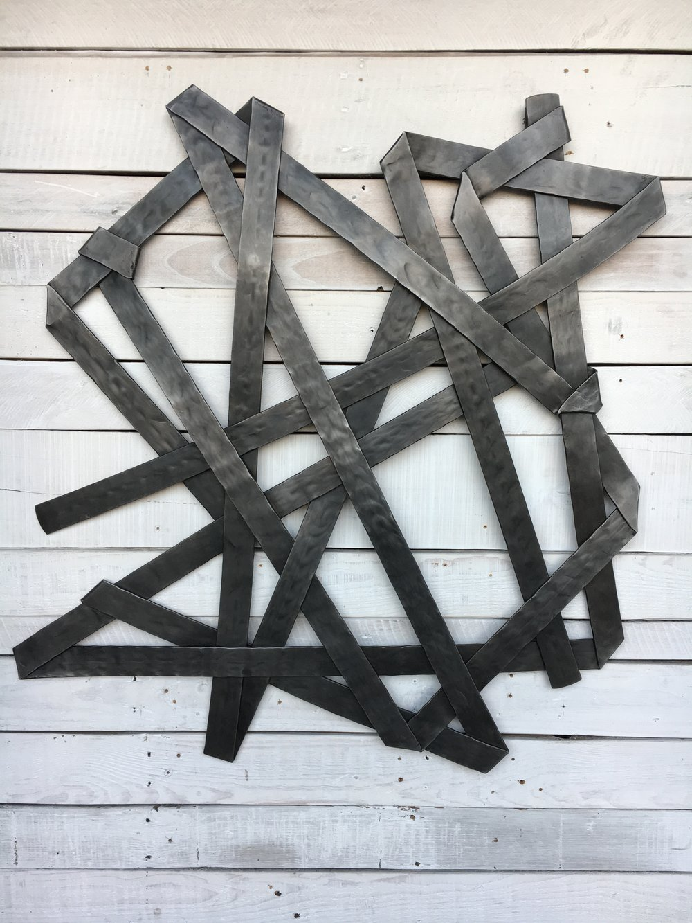 Extra large wall sculpture