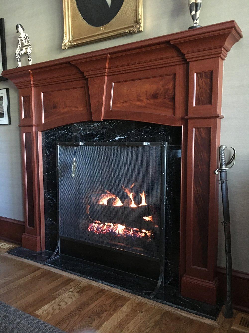 Classic firescreen 2
