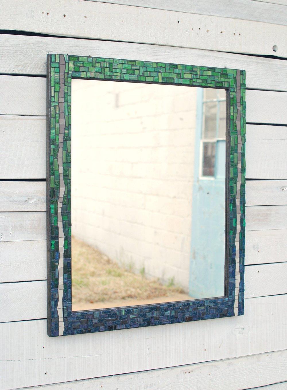 Ocean Gradient Mirror
