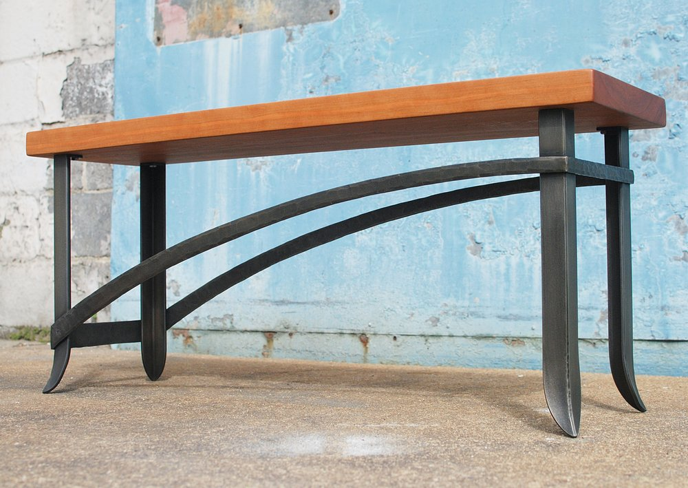 Forged bench base cherry seat PH2018