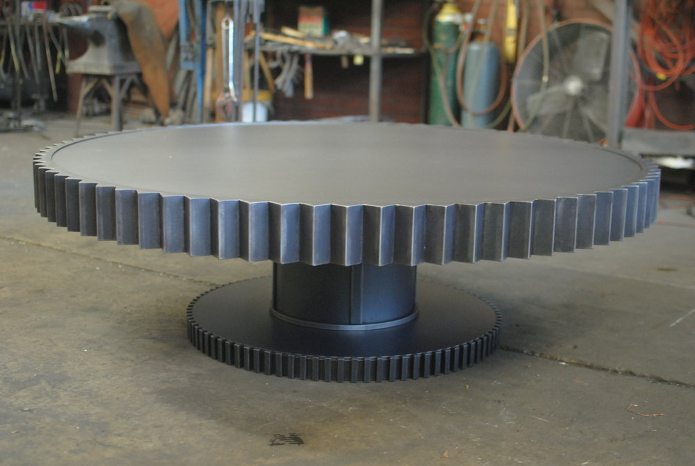 Large gear table