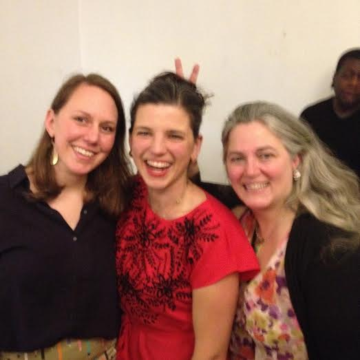 The ArtReach team at our Spring Fundraiser.   So thankful to be working with these inspiring ladies!