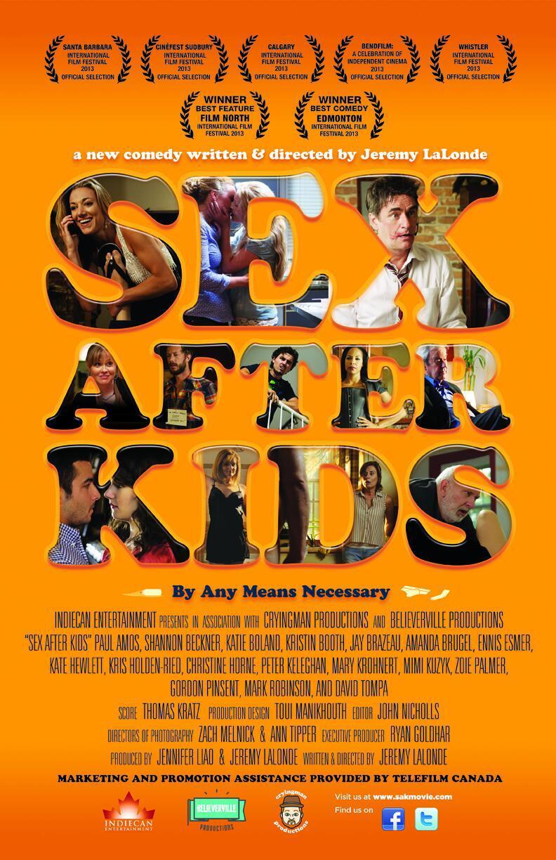 სექსი ბავშვების შემდეგ - Sex After Kids / Секс после детей (2013)