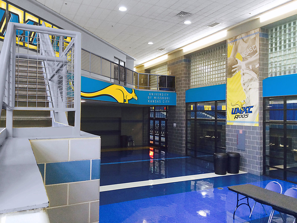 UMKC Swinney Rec Center