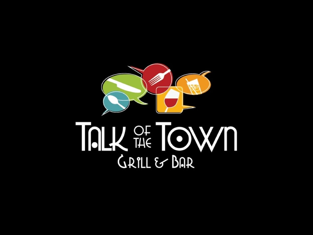 Talk of the Town logo, after