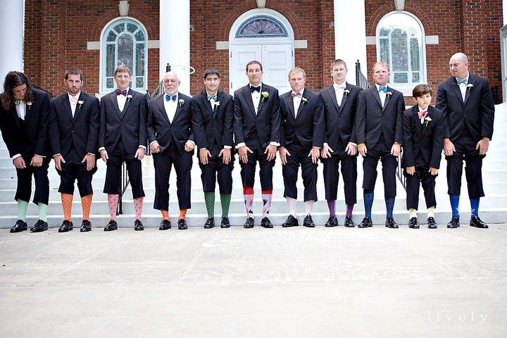 Fete By Design - Groomsmen Wedding Photo