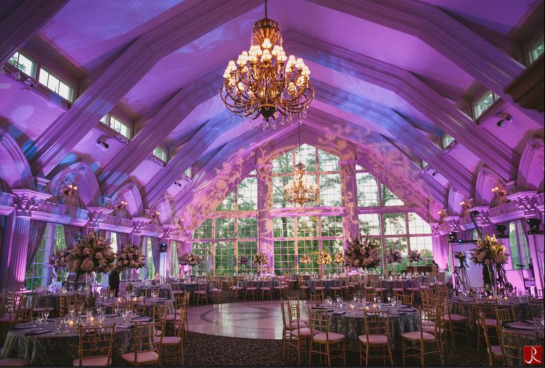 Fete By Design - Ashford Estate Wedding  - Grand Ballroom View