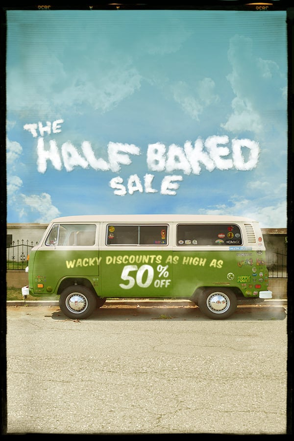 The Half Baked Sale