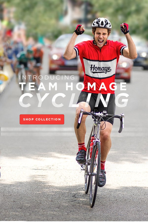 HOMAGE Cycling Collection