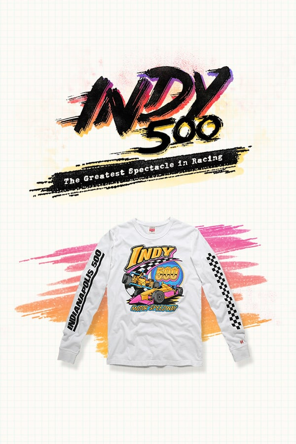 HOMAGE Indy 500 Racing