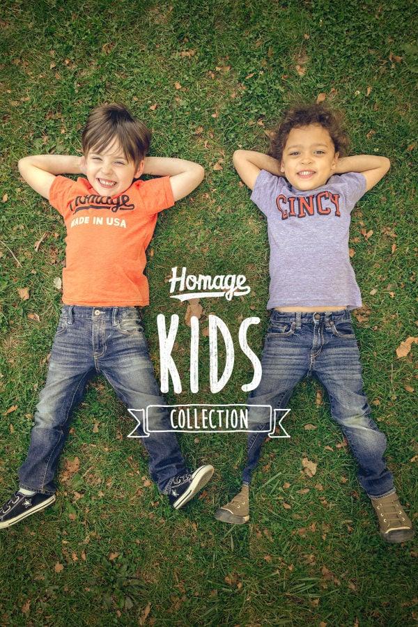 HOMAGE Kids