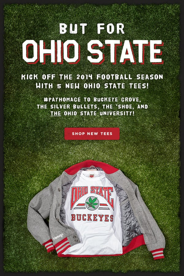 Ohio State Football Collection