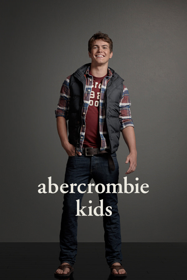 abercrombie kids redesign