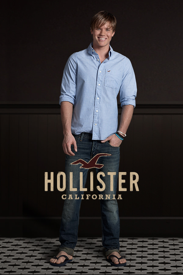 Hollister Co. Redesign