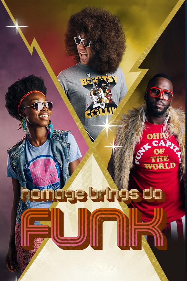 HOMAGE Funk
