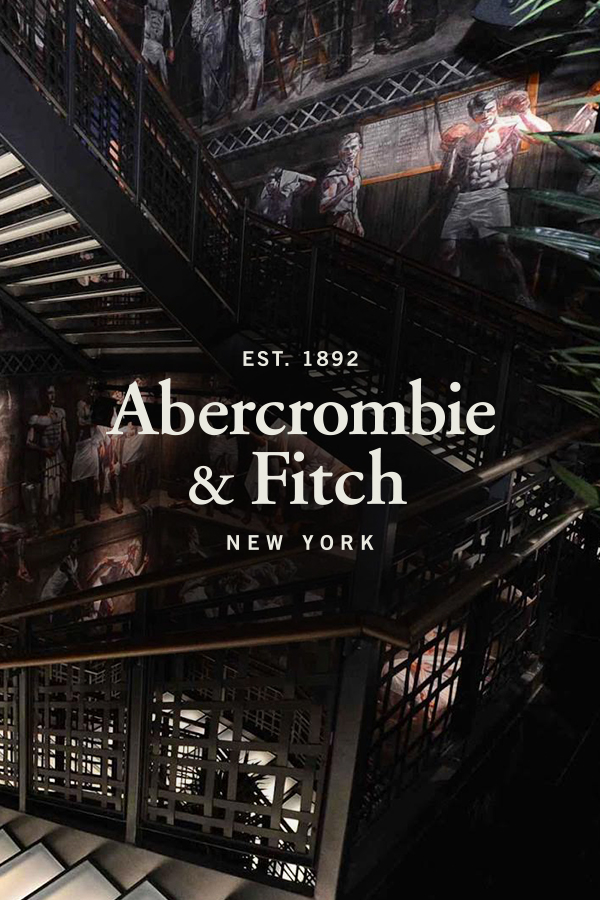 Abercrombie & Fitch Redesign Concept