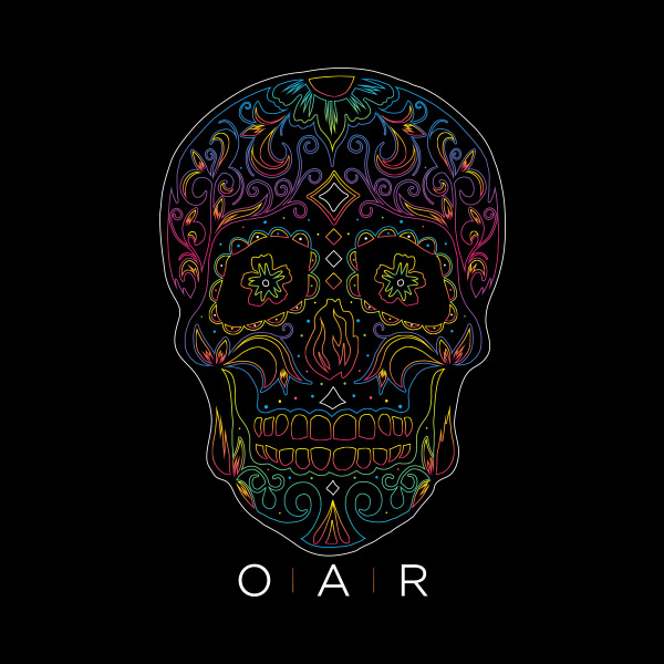O.A.R. - Alternative rock artists O.A.R. t-shirts, merch, & apparel graphics for the bands 2017 summer tour and online store.