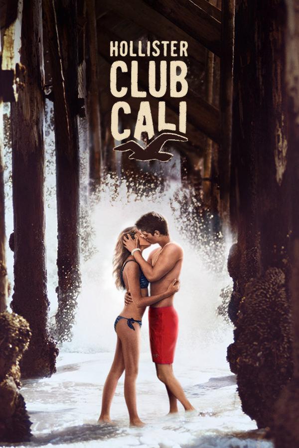 HOLLISTER CO. CLUB CALI -