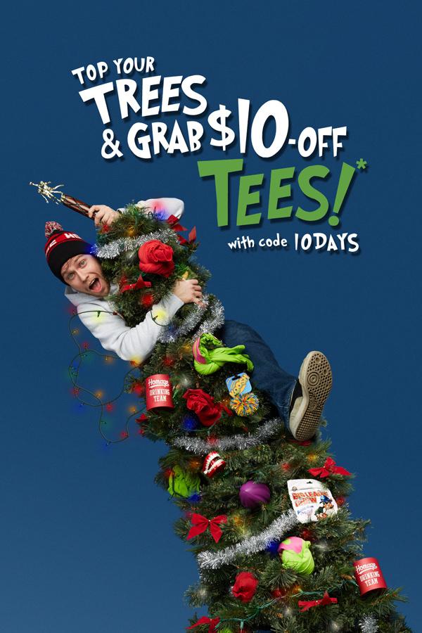 $10 TEES! -