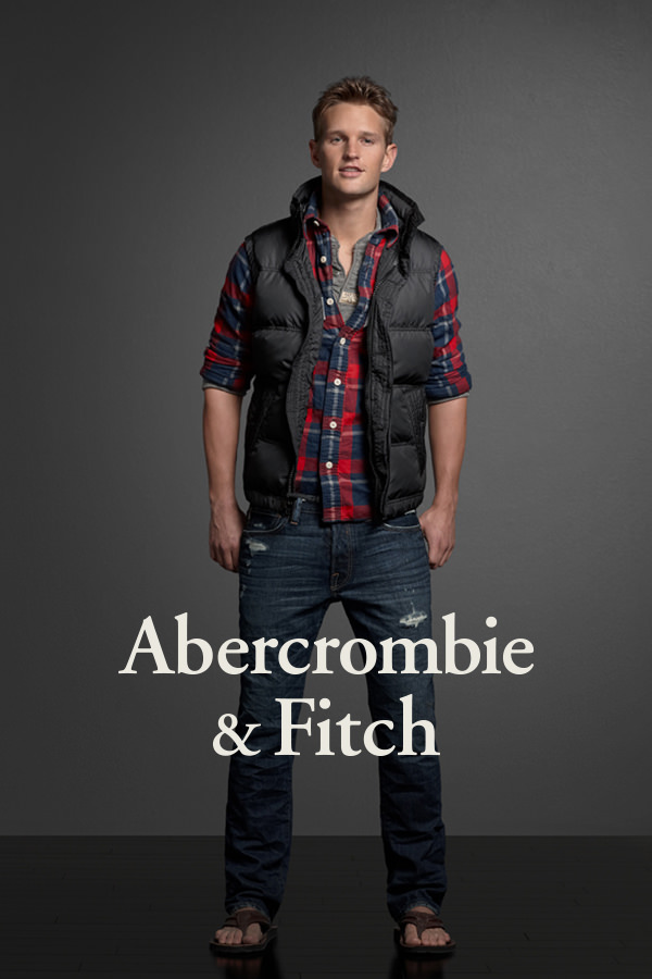 ABERCROMBIE & FITCH REDESIGN -