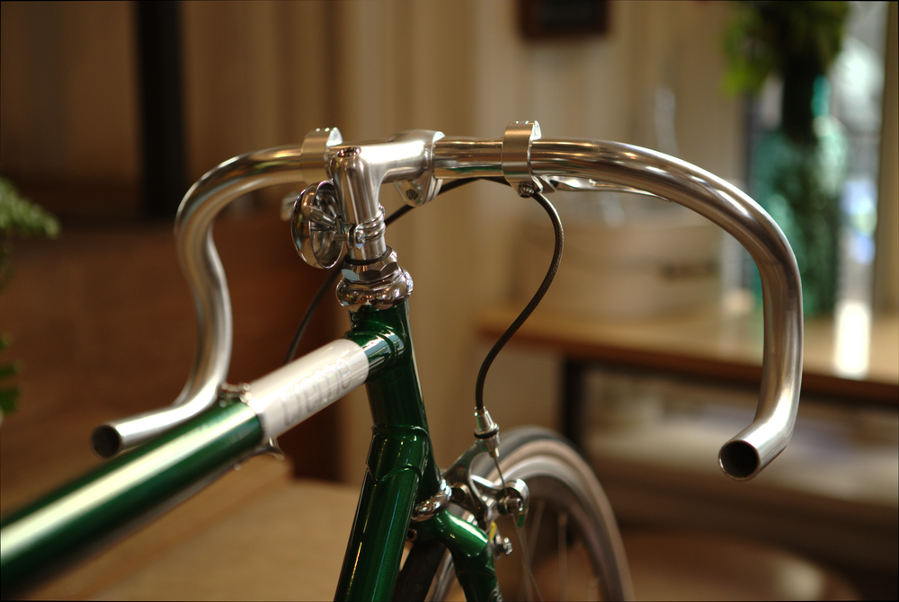 Fixed gear and track bikes -