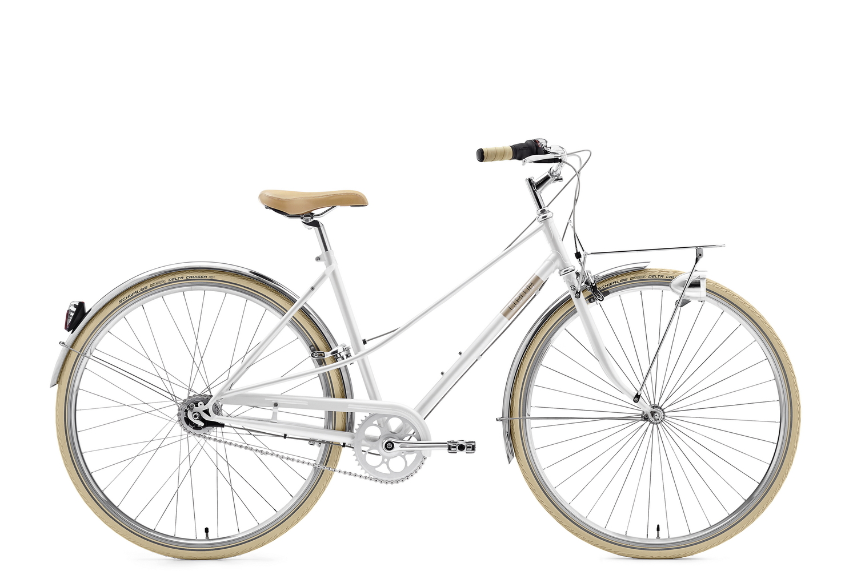 e355ad8d3c1 Creme Caferacer Lady Solo 3 Classic City Bike — Premium European ...