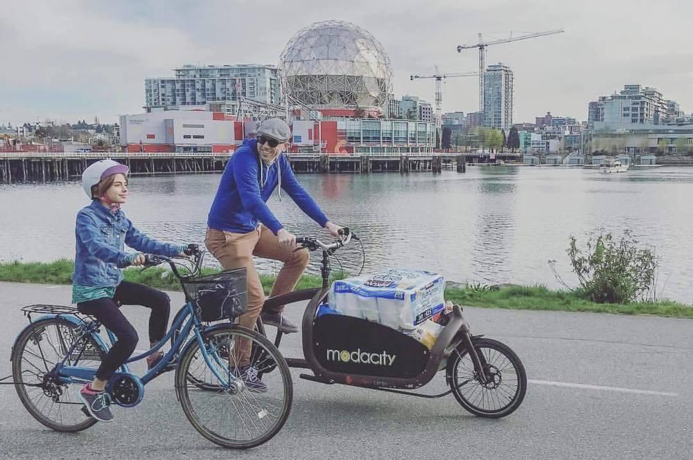 Canada S Best Cargo Bike Brands Premium European Urban Bicycles