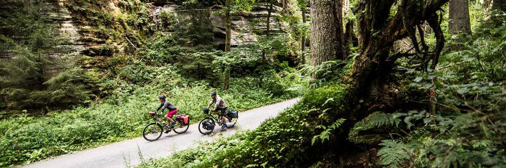 Panniers | Touring | Bikepacking equipment -