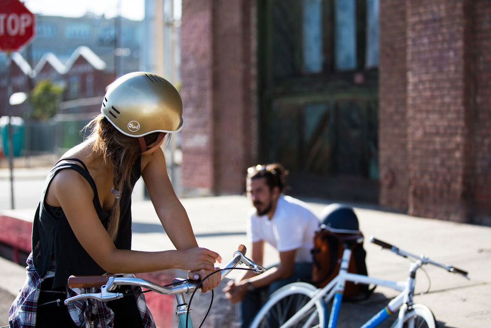 Helmets -