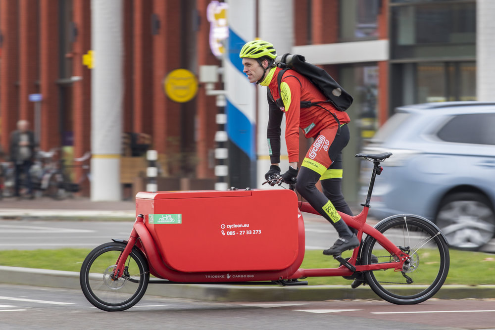 Cargo Bikes for Canadian Businesses and Urban Solutions