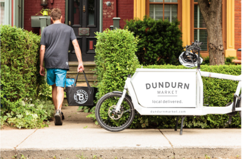 Dundurn Market - Hamilton, Ontario | Bullitt Cargobike