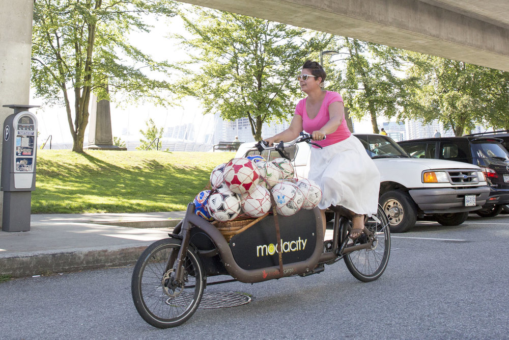 Modacity - Vancouver | Triobike Cargo S