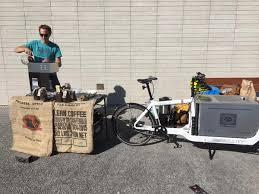 Coffeecology - Hamilton, Ontario | Bullitt Cargo Bike