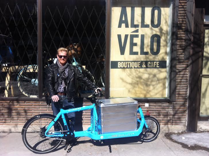 Randonneur Mechanic - Montreal | Bullitt Cargo Bike