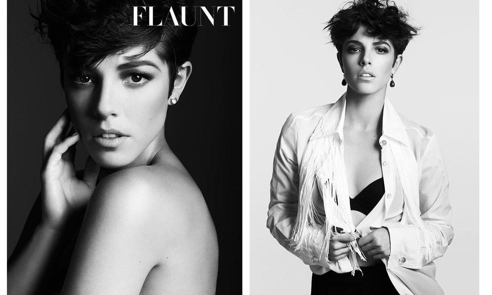 Flaunt - Olivia Thirlby