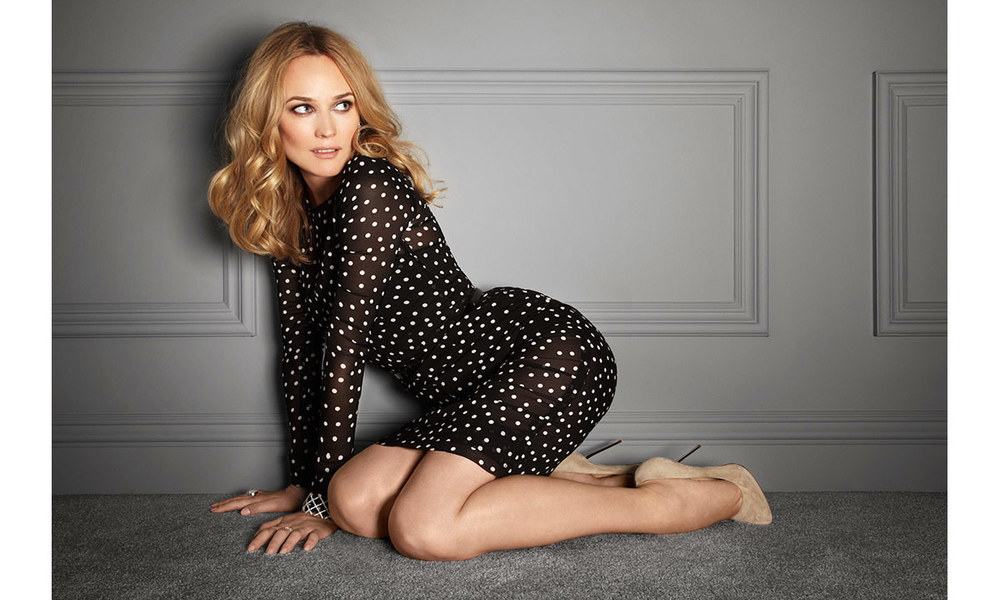 C Magazine - Diane Kruger