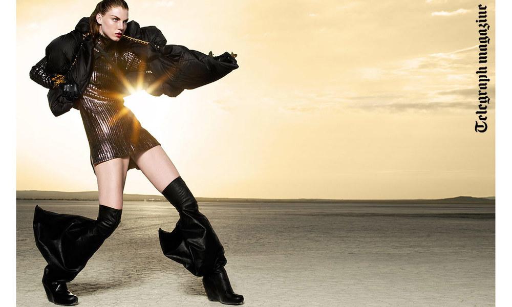 Telegraph Fashion- Angela Lindvall