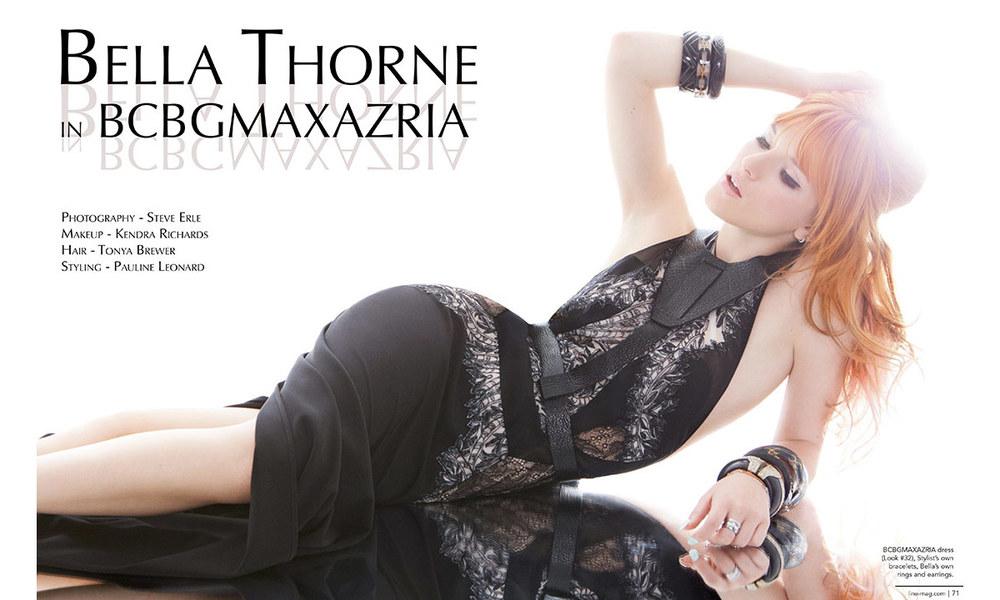 Line-Mag - Bella Thorne